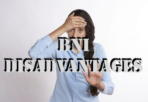 bni-disadvantages